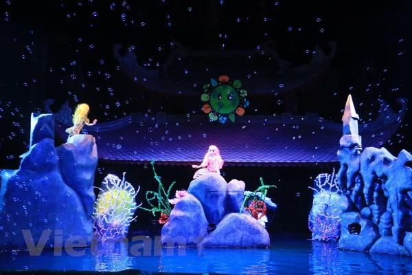 На международном фестивале кукол 2018 Вьетнам покажет пьесу на тему изменения климата - ảnh 1