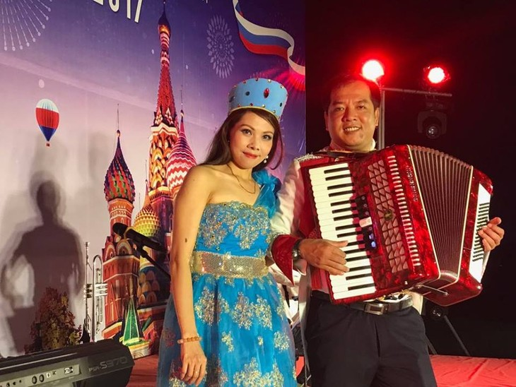 Певица Хай Йен: моя любовь к музыке питалась русскими лирическими песнями - ảnh 2