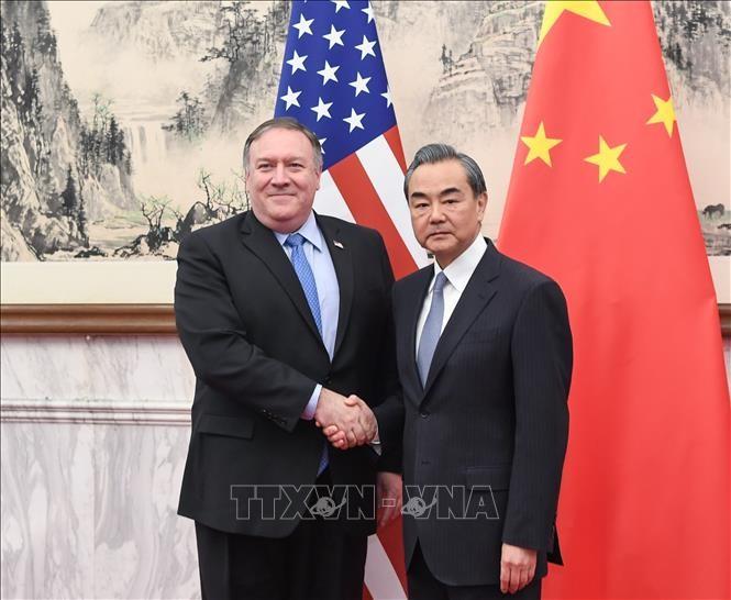 """Второй раунд диалога США и Китая в формате """"2+2"""" пройдет 9 ноября - ảnh 1"""