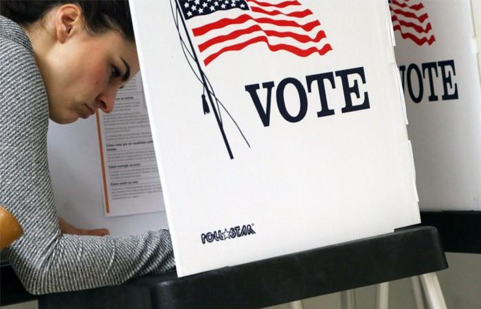 Демократы получили большинство в Палате представителей Конгресса США - ảnh 1