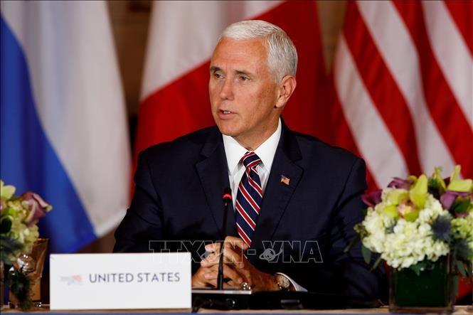 Пенс призвал сделать заявление о ядерной программе КНДР на встрече Трампа с Ким Чен Ыном - ảnh 1
