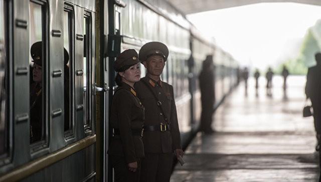 Сеул и Пхеньян начнут работы по оценке состояния железных дорог КНДР на этой неделе - ảnh 1