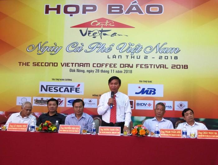 День вьетнамского кофе во второй раз откроется 9 декабря в Дакнонге - ảnh 1