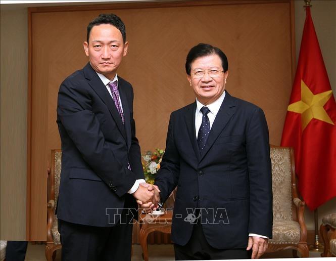 Чинь Динь Зунг: Выдача РК долгосрочных виз вьетнамским гражданам способствует активизации двустороннего сотрудничества - ảnh 1