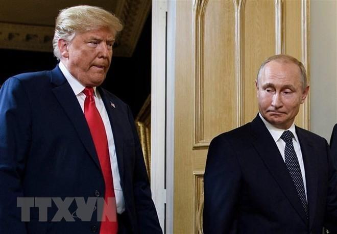 Рябков раскритиковал условия США для организации встречи Путина и Трампа - ảnh 1