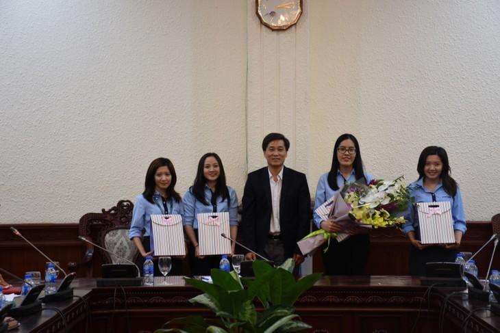 Вьетнамские студенты достигли успехов в Конкурсе по международному инвестиционному арбитражу - ảnh 1
