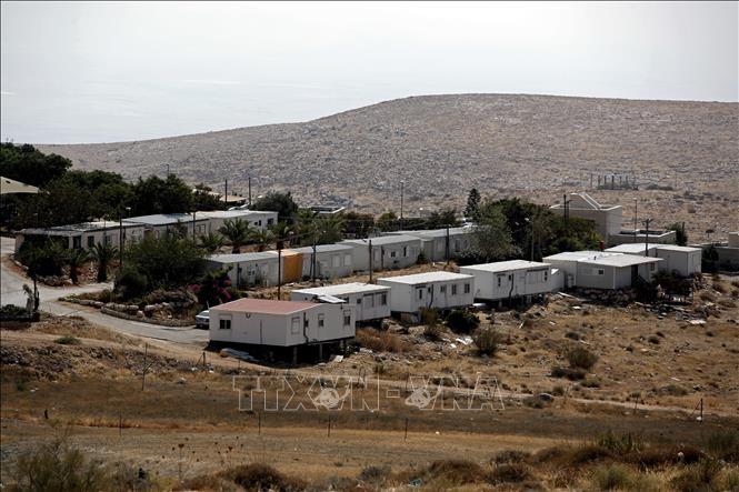 """Палестина осудила Израиль за подрыв принципа """"два государства для двух народов""""  - ảnh 1"""