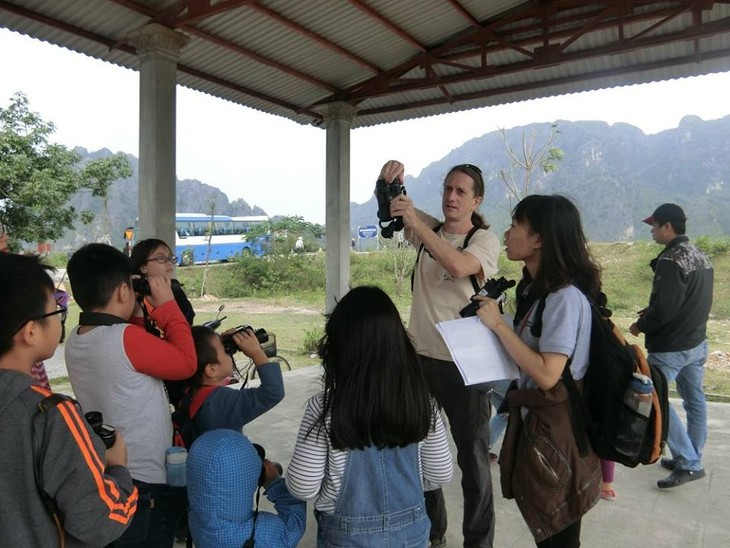 Программа «Добро пожаловать,  перелетные птицы» подчеркивает важность охраны данных видов птиц - ảnh 3