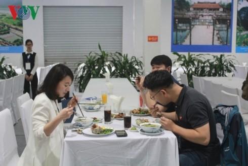 Вьетнамская кухня – посол мира - ảnh 3