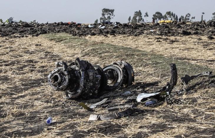 Данные самописцев указывают на сходство авиакатастроф в Эфиопии и Индонезии - ảnh 1