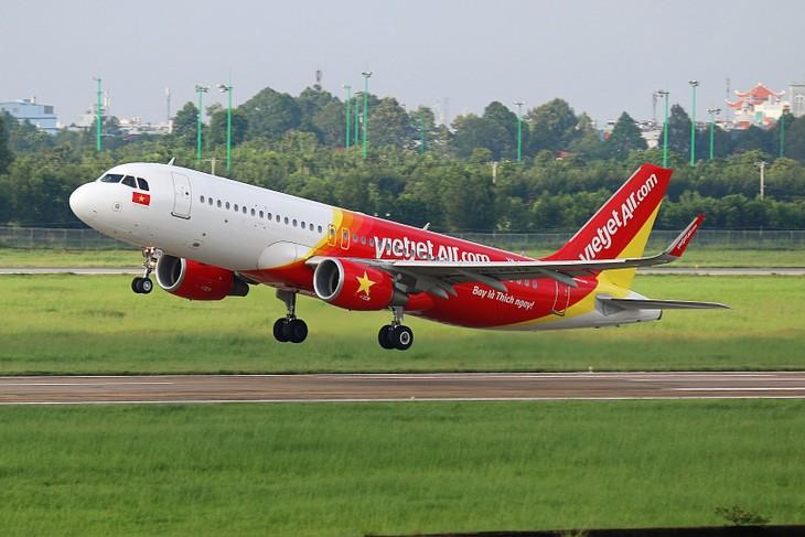Vietjet откроет новые международные авиарейсы - ảnh 1
