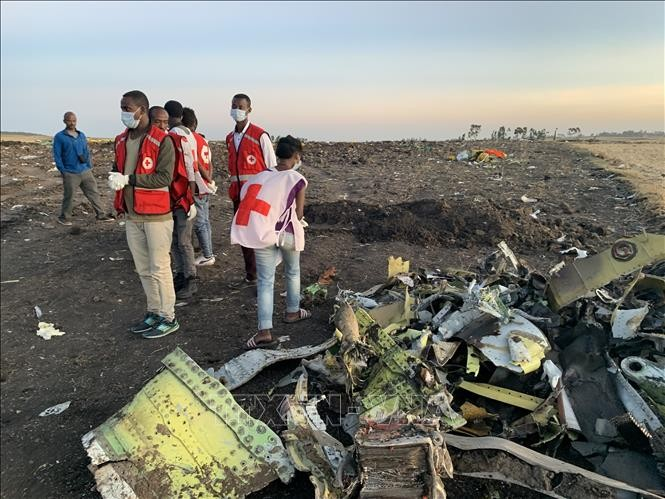 Эксперты обнаружили сходство между катастрофами Boeing 737 MAX в Эфиопии и Индонезии  - ảnh 1