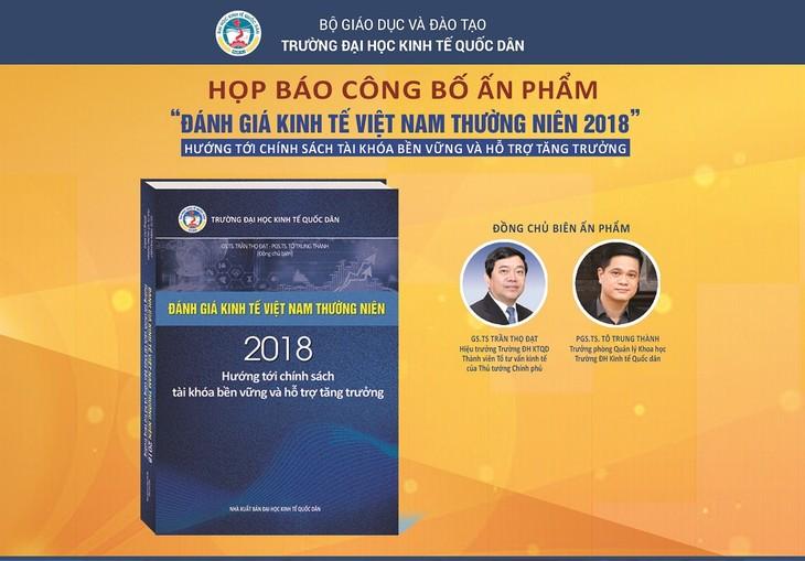 Научный семинар по оценке экономики Вьетнама в 2018 году и её перспектив в 2019 году - ảnh 1