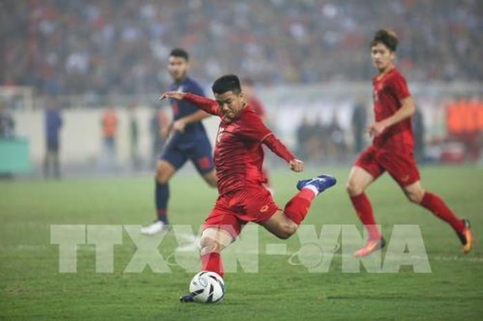 Вьетнам поднялся на 98-е место в рейтинге национальных сборных по футболу - ảnh 1