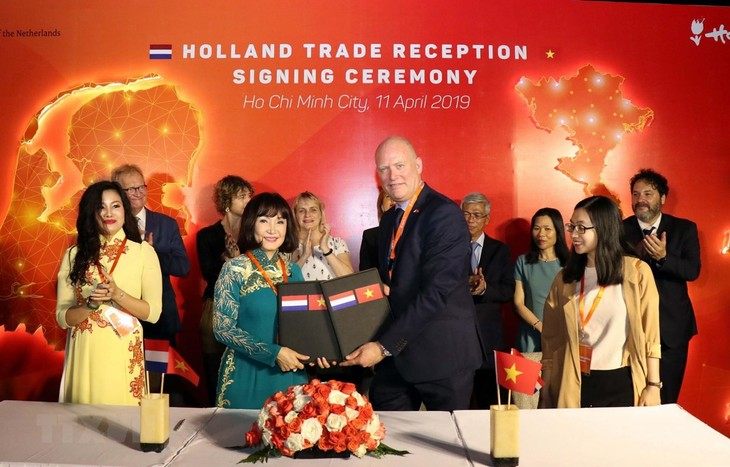 Нидерланды расширяют сотрудничество с вьетнамскими районами - ảnh 1