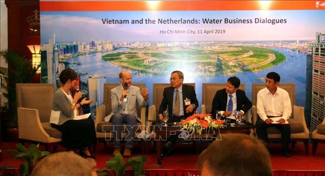 Вьетнам и Нидерланды сотрудничают в управлении водными ресурсами в дельте реки Меконг  - ảnh 1