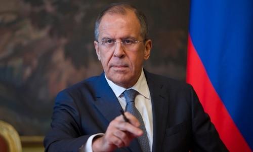 Лавров: Россия подтвердила солидарность с президентом Венесуэлы и ее народом - ảnh 1