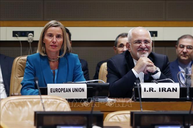 Европейский союз привержен полному выполнению иранской ядерной сделки - ảnh 1