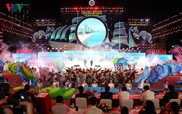 Национальный год туризма – Морской фестиваль Нячанг-Кханьхоа 2019 - ảnh 1
