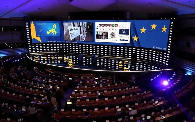 Выборы в Европарламент привлекли внимание мировой общественности  - ảnh 1