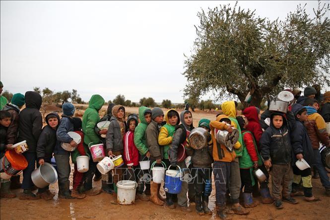 В ООН обеспокоены гуманитарной ситуацией в Сирии - ảnh 1