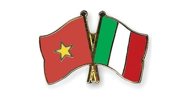 Вьетнам и Италия раширяют сотрудичество в разных областях - ảnh 1