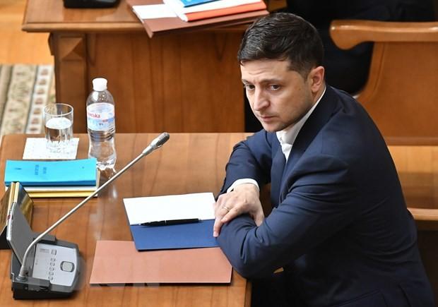 Песков: в Кремле есть «ожидания сдержанного оптимизма» по отношению к политике нового президента Украины - ảnh 1