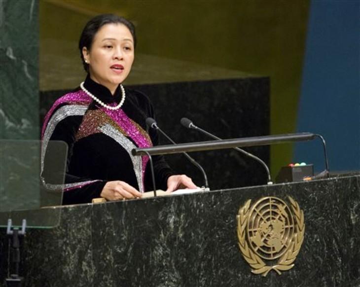 Став непостоянным членом СБ ООН, Вьетнам активно действует ради общих интересов международного сообщества - ảnh 1
