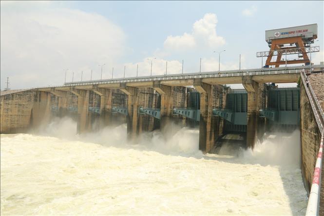 Гидроэлектростанция Чиан – один из символов вьетнамско-российской дружбы - ảnh 1