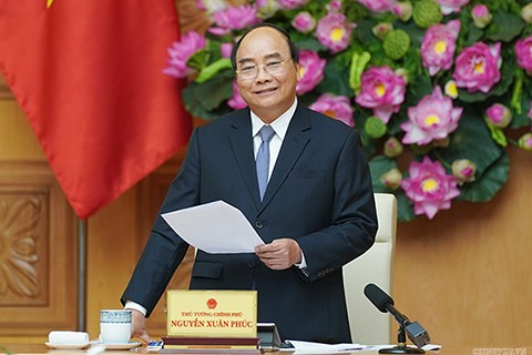 Нгуен Суан Фук высоко оценил идею создать Организацию по переработке упаковки - ảnh 1