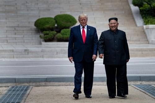 3-я встреча Трампа с Ким Чен Ыном улучшила американо-северокорейские отношения - ảnh 1