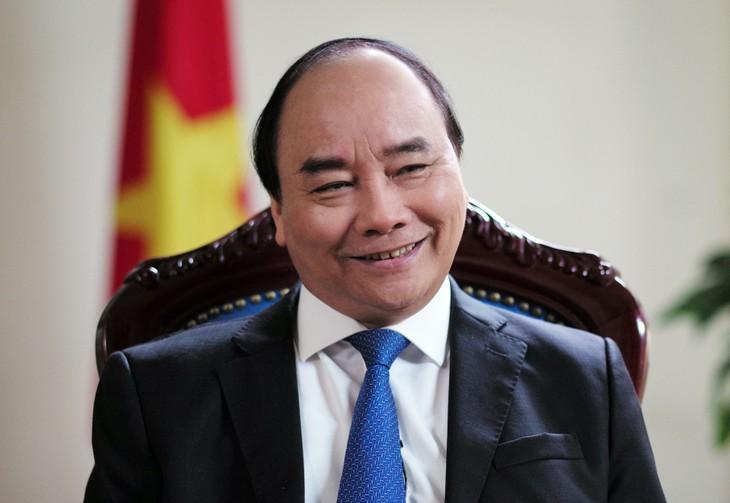 Нгуен Суан Фук принял посла Французской Республики - ảnh 1