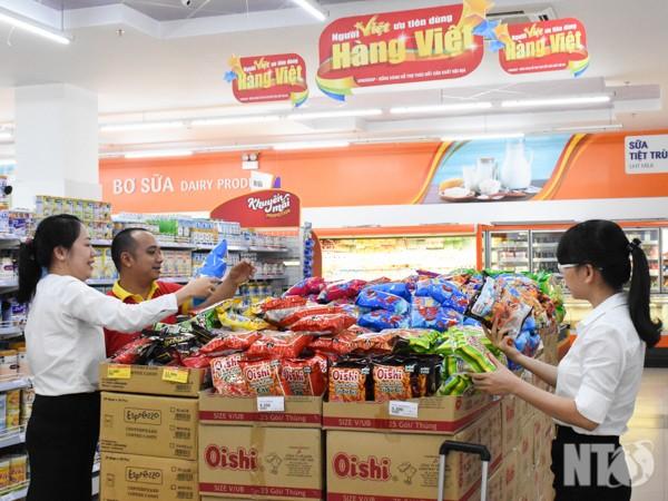 Результаты кампании «Вьетнамцы предпочитают товары отечественного производства» - ảnh 1