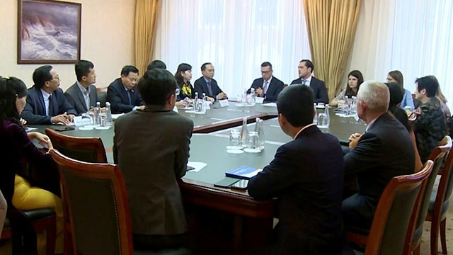 Вьетнама и РФ расширяют региональное сотрудничество - ảnh 1