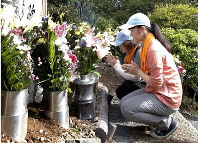 В Японии почтили память жертв самой крупной авиакатастрофы в истории страны - ảnh 1