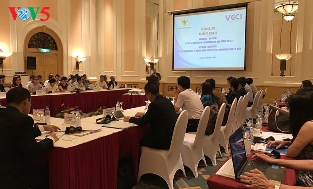 Prospek kerjasama Indonesia-Vietnam tentang industri otomotif dan suku cadang-nya - ảnh 2
