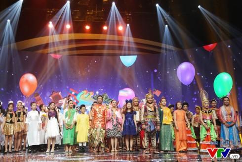 Festival Anak-Anak ASEAN + : mengkonektivitaskan anak-anak Vietnam dengan dunia - ảnh 1