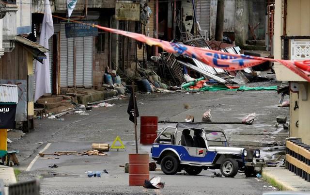 Filipina mengganyang intrik besar para militan di Marawi - ảnh 1