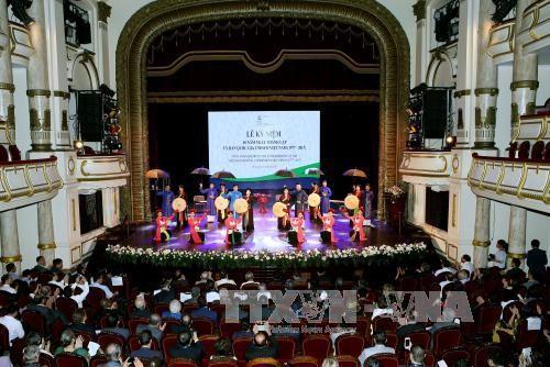 Komite Nasional UNESCO Vietnam: 40 tahun dan missi meningkatkan posisi Vietnam di galanggang internasional - ảnh 1