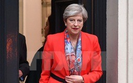 Inggris: Perundingan persekutuan antara Partai Konservatif dan Partai DUP - ảnh 1