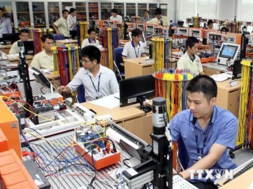 Industri penunjang Vietnam menarik para investor Jepang - ảnh 1