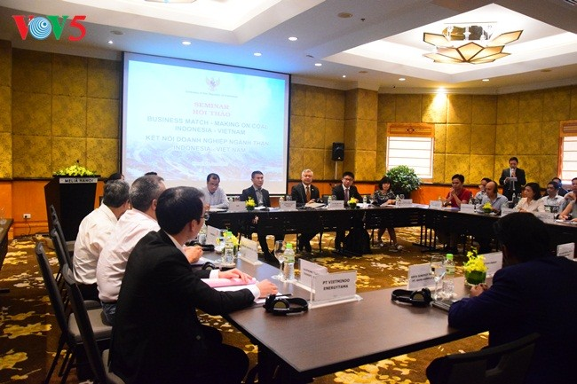 Memperkuat pendorongan kerjasama perbatubaraan Vietnam-Indonesia - ảnh 3