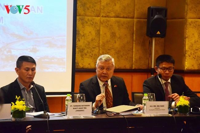 Memperkuat pendorongan kerjasama perbatubaraan Vietnam-Indonesia - ảnh 2