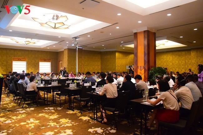 Memperkuat pendorongan kerjasama perbatubaraan Vietnam-Indonesia - ảnh 1