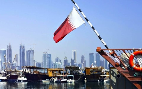 Ketegangan diplomatik di  Teluk: Banyak upaya memecahkan krisis - ảnh 1