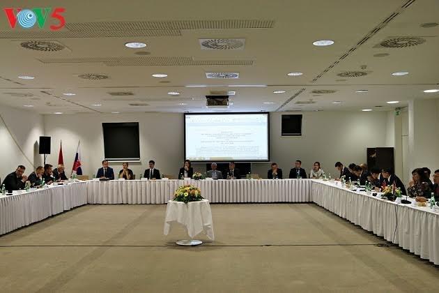 Memperkuat kerjasama ekonomi antara Vietnam dan Slovakia - ảnh 1
