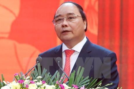 PM Vietnam Nguyen Xuan Phuc: kaum teroris yang telah menimbulkan kematian 2 warga negara Vietnam harus dihukum  secara setimpal - ảnh 1