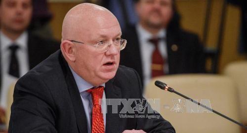 Negara-negara terus memberikan reaksi tentang resolusi sanksi baru yang dikeluarkan oleh DK PBB terhadap RDRK - ảnh 1