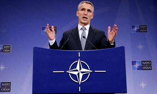 """Peluncuran rudal RDRK: NATO menyerukan """"reaksi global """" terhadap Pyong Yang - ảnh 1"""