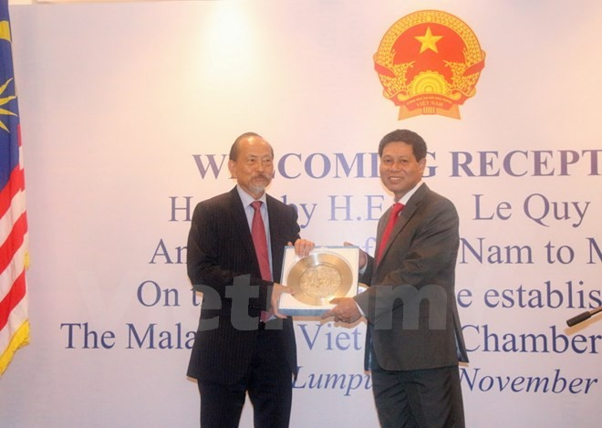 Impuls baru bagi hubungan perdagangan-investasi antara Vietnam dan Malaysia - ảnh 1